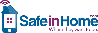 Aging in place solution by SafeinHome.com. (PRNewsFoto/SafeinHome)