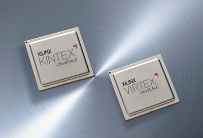 Xilinx 20nm All Programmable UltraScale Portfolio delivers an ASIC-class advantage with the industry's only ASIC-class programmable architecture coupled with the Vivado ASIC-strength design suite and UltraFast design methodology. (PRNewsFoto/Xilinx, Inc.) (PRNewsFoto/XILINX, INC.)