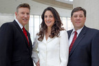 Brett Christiansen, Amy Davis and Jim Bullock team up to form CDB Law Firm, located in Richardson, Texas. Trial experienced handling business law, family law, litigation and mediation.  (PRNewsFoto/Christiansen Davis Bullock LLC)