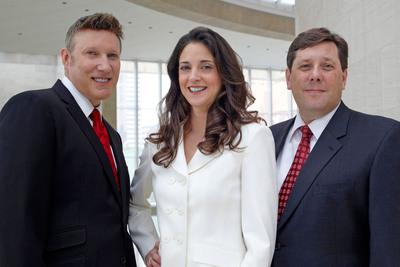Brett Christiansen, Amy Davis and Jim Bullock team up to form CDB Law Firm, located in Richardson, Texas. Trial experienced handling business law, family law, litigation and mediation.  (PRNewsFoto/Christiansen Davis Bullock LLC)