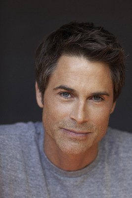 Rob Lowe, Stand Up to Cancer Ambassador, Actor and Author