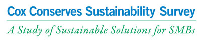 Cox survey examines sustainability challenges, opportunities for SMBs