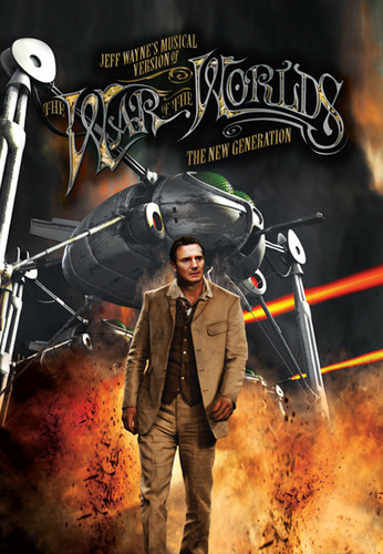 War of The Worlds 'The New Generation' 2012 World Tour & Album Announced Today.  (PRNewsFoto/Jeff Wayne's Musical Version of The War of The Worlds)