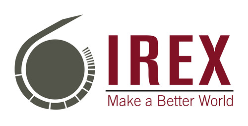 *IREX logo*. (PRNewsFoto/IREX) (PRNewsFoto/)