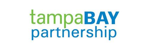 Tampa Bay Partnership Logo. (PRNewsFoto/Tampa Bay Partnership) (PRNewsFoto/TAMPA BAY PARTNERSHIP)