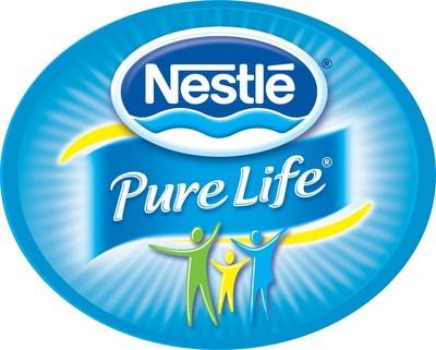 Nestle Water Logo