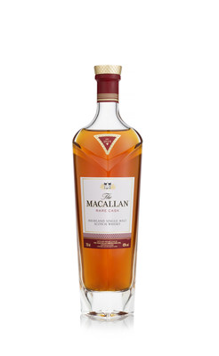The Macallan Unveils Rare Cask, a Rich Ruby-Red Whisky That Celebrates the Harmony of Spirit and Wood