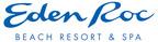 Logo for Eden Roc Beach Resort & Spa.  (PRNewsFoto/Eden Roc LLLP)