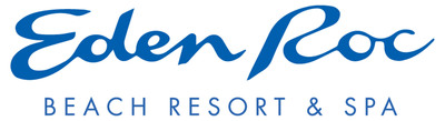 Logo for Eden Roc Beach Resort & Spa.  (PRNewsFoto/Eden Roc LLLP)