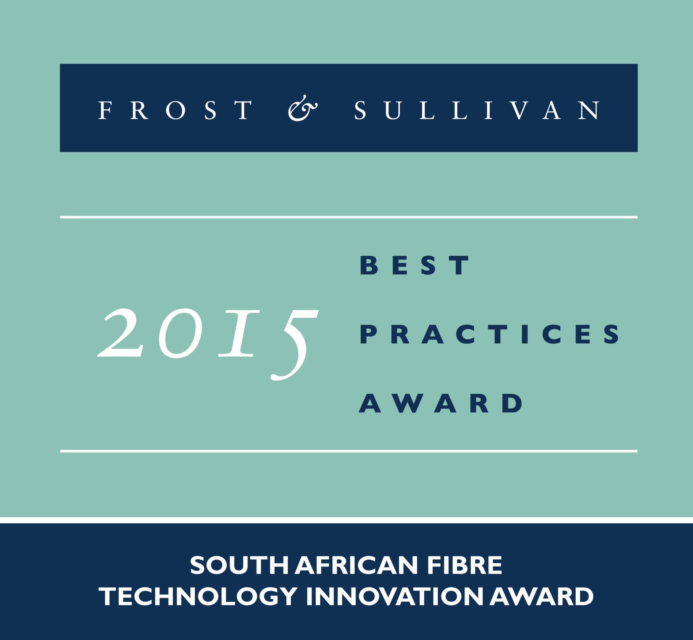 Frost & Sullivan Awards Link Africa for Cutting-edge Technology in Telecoms Infrastructure