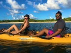 Virgin Kayak Tours offers guided bioluminescent kayaking trips on St Croix, US Virgin Islands