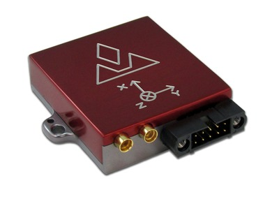 VectorNav Technologies, the leader in intelligent and high-performance inertial navigation technologies, today announced the introduction of the VN-300 Dual Antenna GPS-Aided Inertial Navigation System. The VN-300 can be used in a wide variety of industrial and military applications and is well suited for size, weight, power and cost (SWAP-C) constrained applications such as unmanned vehicle systems; antenna, camera and platform stabilization; heavy machinery monitoring and robotics. (PRNewsFoto/VectorNav Technologies)
