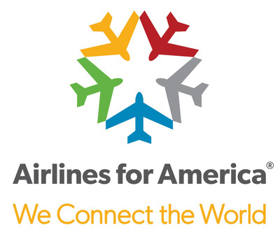 Airlines for America Logo.  (PRNewsFoto/Airlines for America)