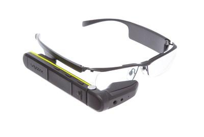 Vuzix M300 Smart Glasses - Compass Intelligence's Enterprise Wearable Device of the Year award winner September 2016.