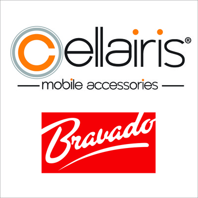 Leading Wireless Accessory Company, Cellairis, and Leading Merchandising Company, Bravado, to Introduce Stylish iPhone Cases in Conjunction with Justin Bieber's Believe Album Release.  (PRNewsFoto/Cellairis)