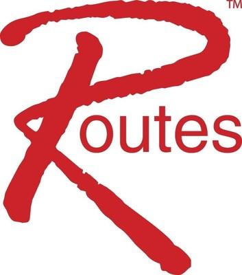 Routes logo (PRNewsFoto/UBM EMEA Routes Ltd)