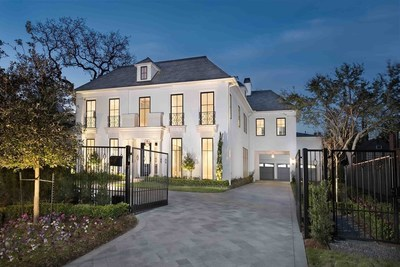 2414 Inwood Drive, Houston, TX; Al Ross Luxury Builders listing by Nan and Company