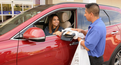 Shop Your Way? Members can now Pick Up, Return, Exchange from a Vehicle for Free - in Less than Five Minutes, Guaranteed