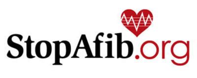 StopAfib.org logo (PRNewsFoto/StopAfib.org)