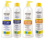 NO-AD Enters Skin Care Category with First Multifunctional Anti-Aging Body Lotion for Retail Mass Market