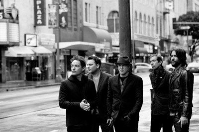 The Wallflowers Return with New Album on Columbia Records This Fall - Tour Dates in July.  (PRNewsFoto/Columbia Records, James Minchin)
