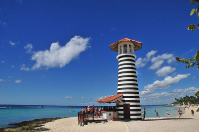 Escape to Dominican Republic this spring: destinations like beachy Bayahibe wait to sweep you off your feet.