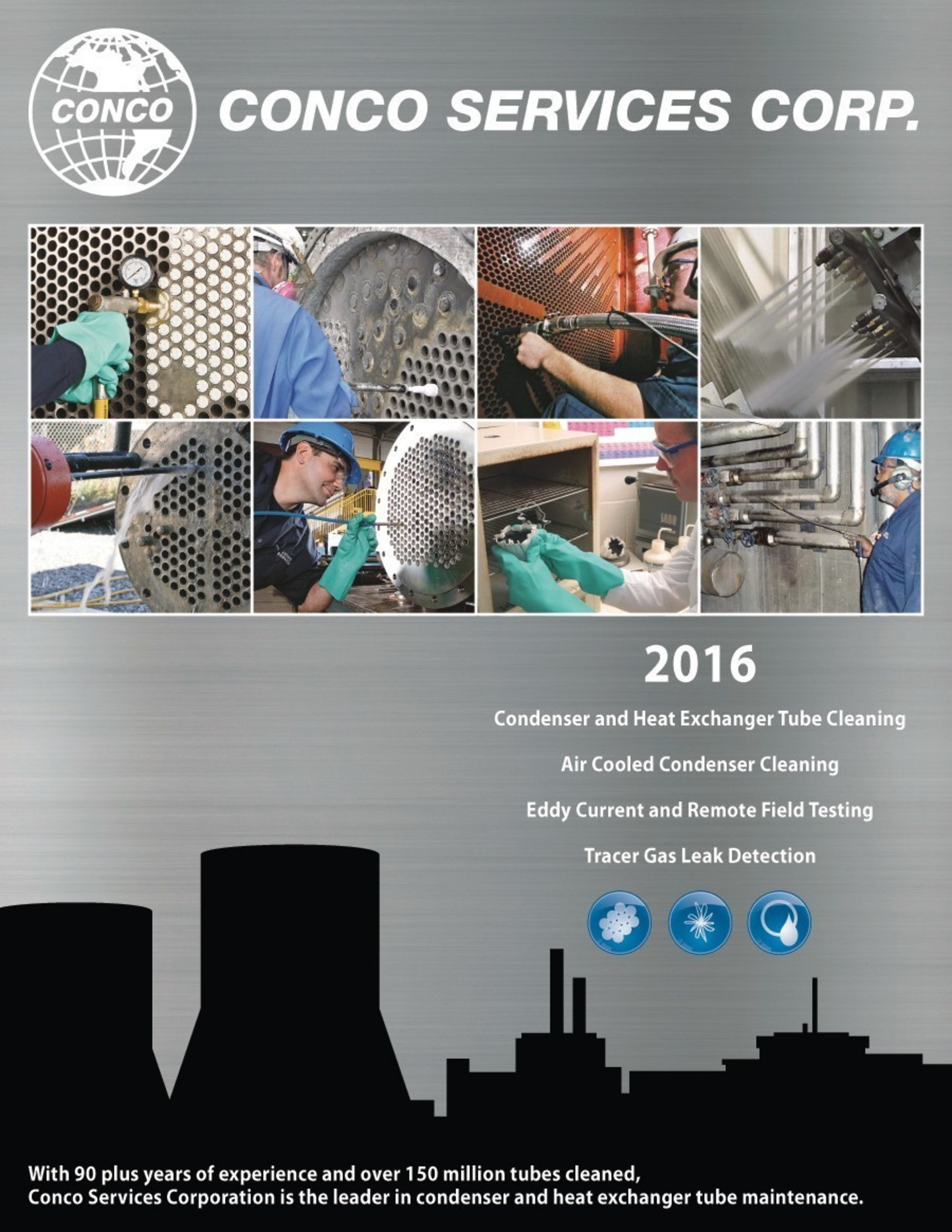 Conco 2016 Power Catalog