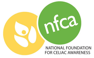 National Foundation for Celiac Awareness Logo.  (PRNewsFoto/National Foundation for Celiac Awareness)