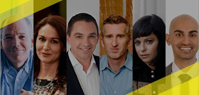 Netflix Co-Founder Marc Randolph, Founder and Executive Chairman of Nasty Gal Sophia Amoruso, and leading authors and digital marketers Neil Patel and Ryan Deiss to address small business owners and entrepreneurs at Modern Marketing Summit, October 13-14 in Santa Barbara, CA.