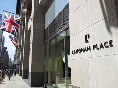 Langham Place, Fifth Avenue.  (PRNewsFoto/Langham Place, Fifth Avenue)
