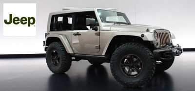 The 2015 Jeep Wrangler has arrived at Palmen Motors in Kenosha, Wis. (PRNewsFoto/Palmen Motors)