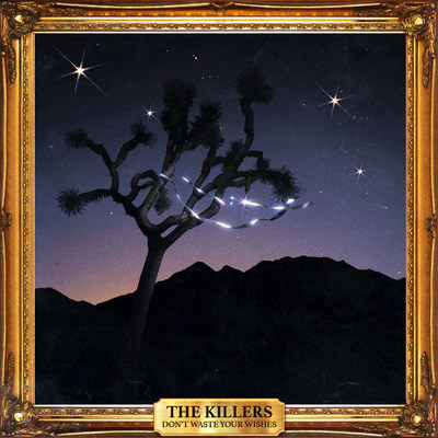 """The Killers Celebrate A Decade Of (RED) Holiday Singles With Release Of New Christmas Album, """"Don't Waste Your Wishes,"""" On iTunes"""