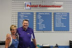 Susan and Rick Martin just opened a Postal Connections of America franchise in Hockessin that will offer a variety of convenient services to small business owners and local households. (PRNewsFoto/Postal Connections of America)