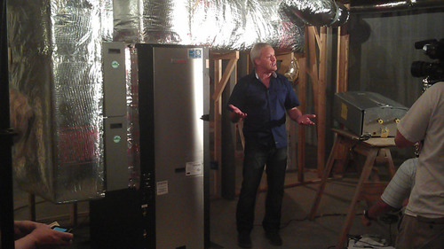 Titan Teams Up With Home Improvement Expert Danny Lipford to Promote Bosch Geothermal Heat Pumps