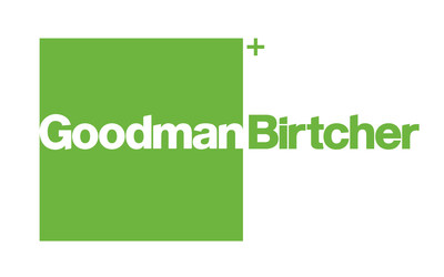 goodman logo. goodman birtcher completes the acquisition of two prime logistics sites spanning 130 acres in los logo