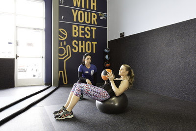 In-Shape: Personal Training