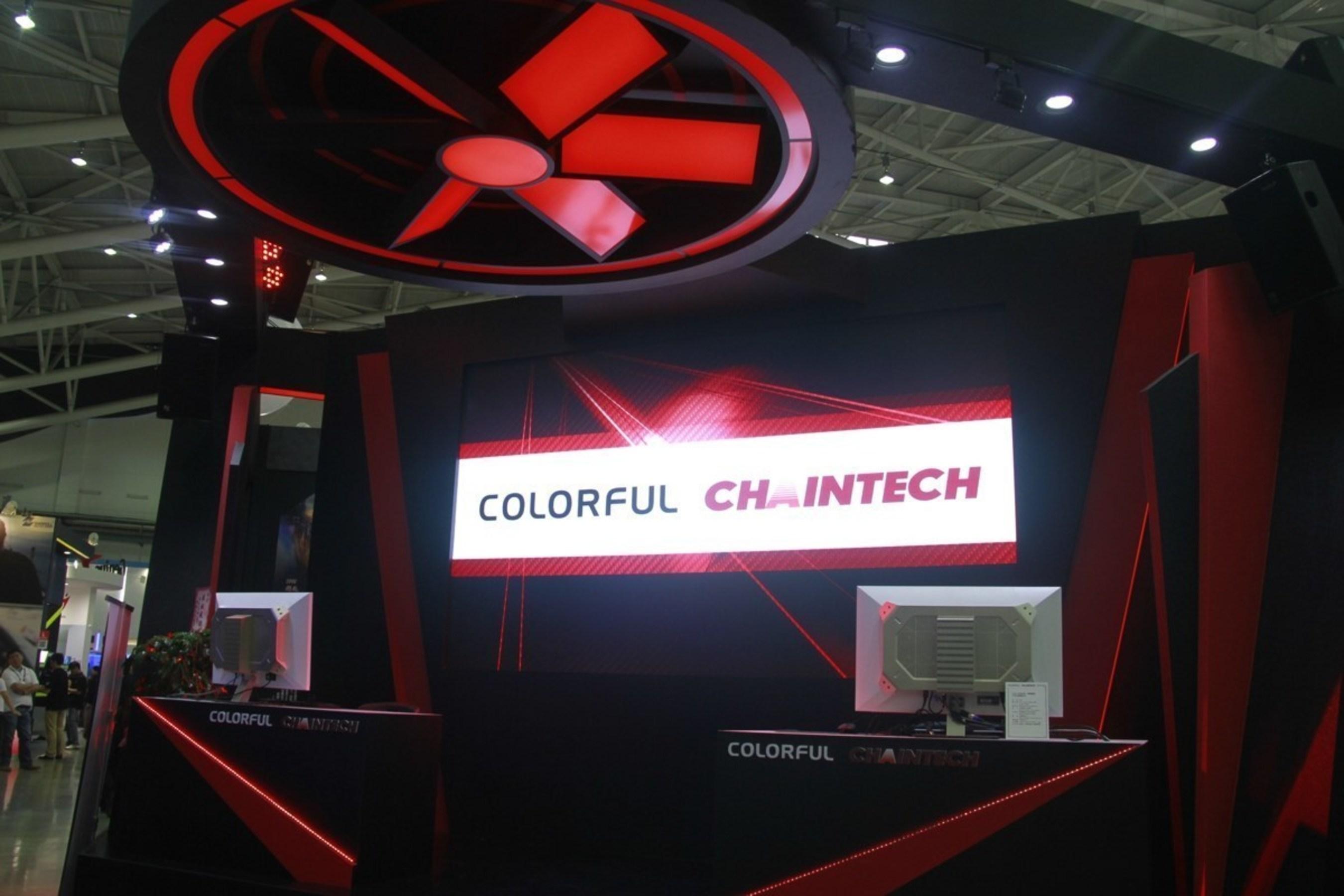 Colorful enthüllt auf COMPUTEX Taipei neue Produktlinien