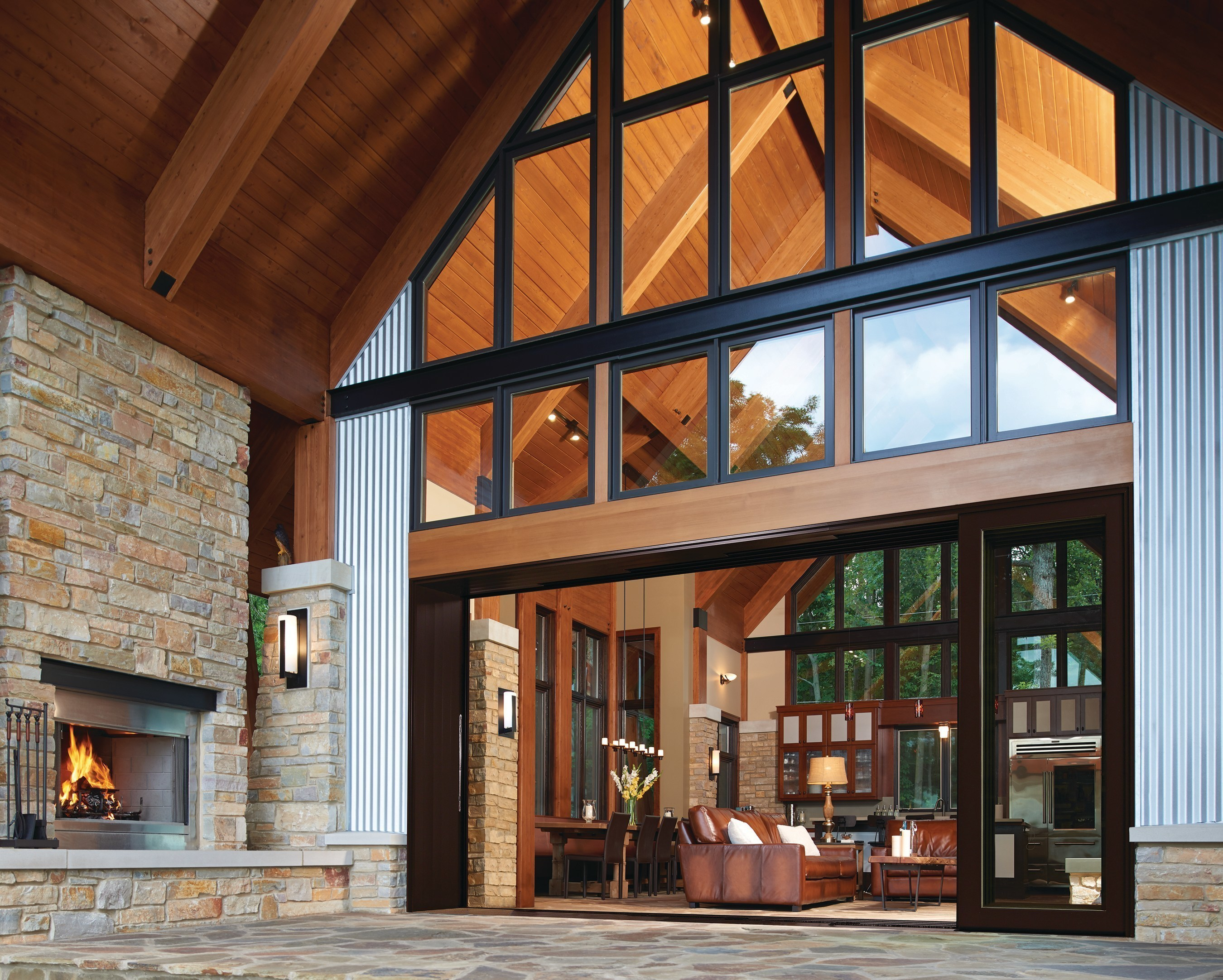 Marvin will be showcasing its very popular Ultimate Multi-Slide Door with new performance options at the International Builders' Show, held Jan. 19-21 in Las Vegas.