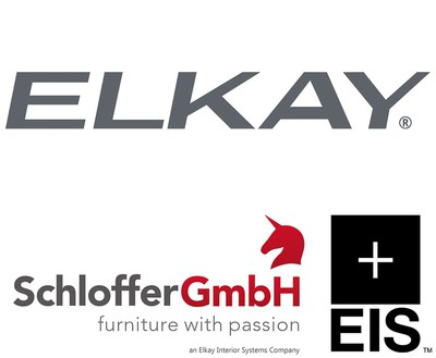 شركة إلكي للأنظمة الداخلية تستحوذ على شركة المقاعد والديكور الأوروبية شلوفر جي أم بي أتش، ديزاين 2 وورك وديزاين 2 وورك إنترناشيونال
