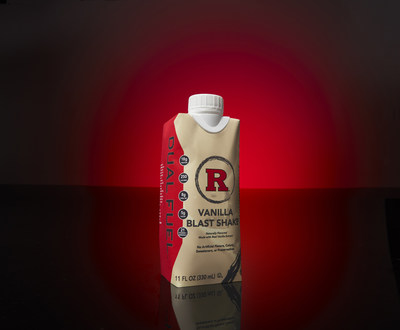 Rutgers Dual Fuel(TM) Ready-to-Drink Vanilla Blast Shake