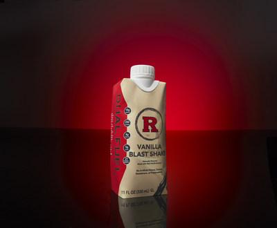 Rutgers Dual Fuel(TM) Ready-to-Drink Vanilla Blast Shake