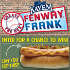 Kayem Announces Return Of Create The Next Fenway Frank Contest