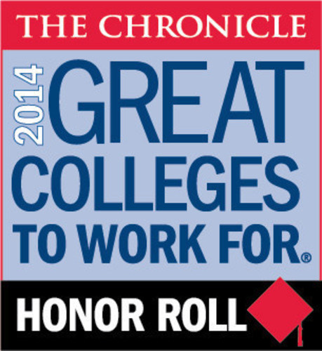 2014 Great Colleges to Work For Honor Roll (PRNewsFoto/Endicott College)