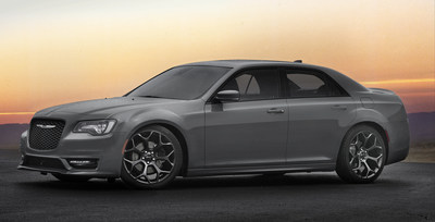 Bolder and More Athletic Inside and Out: New 2017 Chrysler 300S Sport Appearance Packages