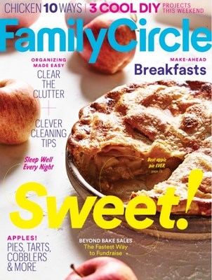 Family Circle Magazine Unveils Redesign With September 2016 Issue