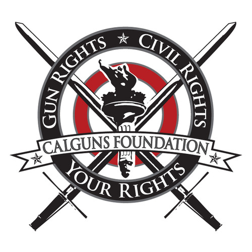 The Calguns Foundation.  (PRNewsFoto/The Calguns Foundation)