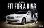 LeBron James Shines The Spotlight On Kia's Flagship Sedan As The Brand's First-Ever Luxury Ambassador