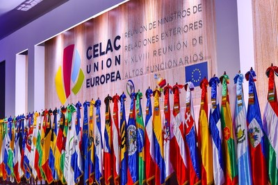 DOMINICAN REPUBLIC host of the conclave of ministers of foreign affairs of Latin American, Caribbean and European Union CELAC-UE.