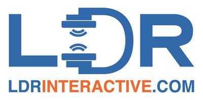 LDRinteractive.com Logo (PRNewsFoto/LDR Interactive)