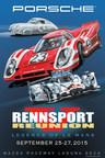 Porsche Unveils Official Poster of Rennsport Reunion V